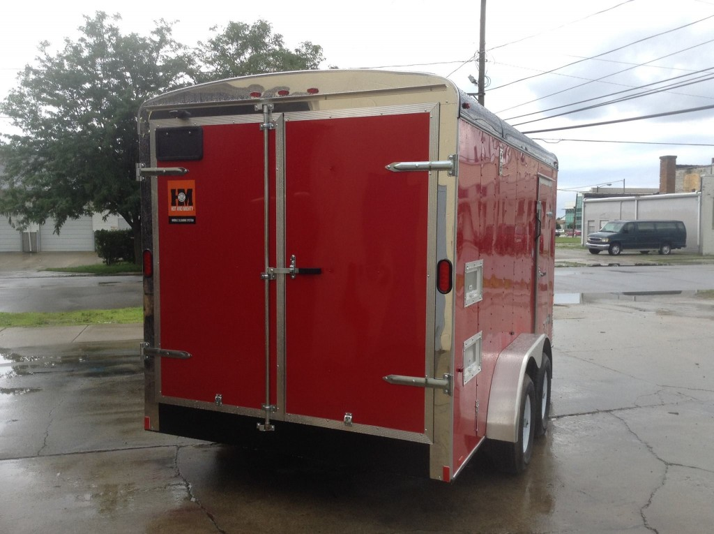 Mobile Wash System