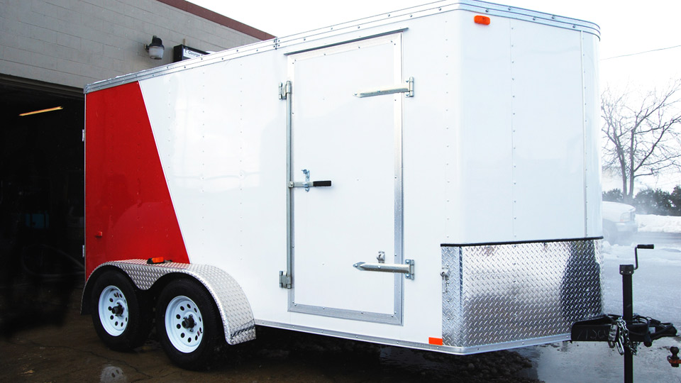 Pressure Washer Trailer Hot Water Power Washer Mobile