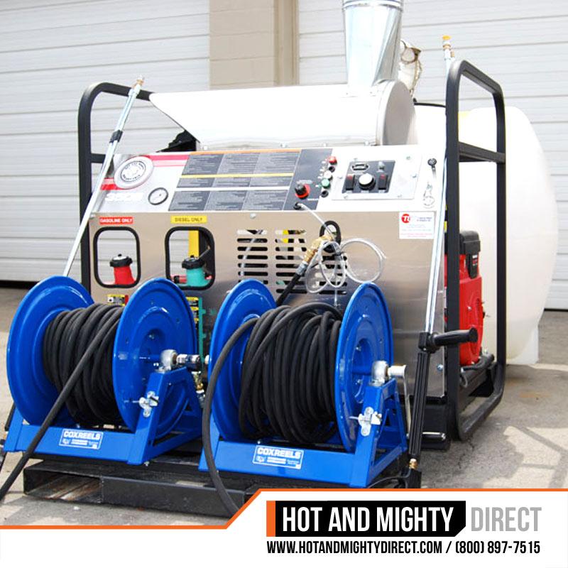 slider pressure washer series